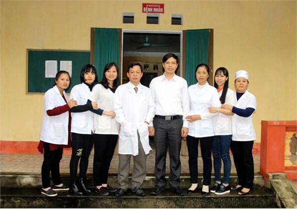 Thông tin về Trung tâm Y tế Môi trường