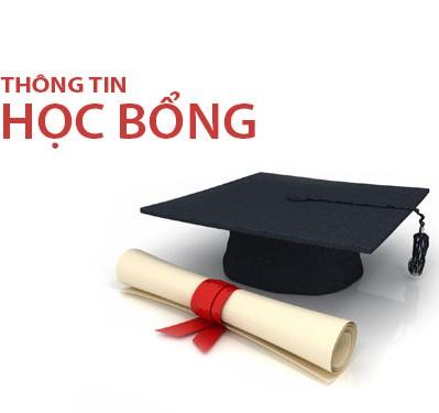 Thông tin về học bổng cho sinh viên