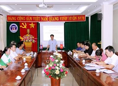 Lễ bàn giao và tiếp nhận lưu học Lào Khóa 08 năm học 2018 - 2019 của trường Đại học Hoa Lư Ninh Bình