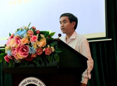 Hội nghị tổng kết công tác tuyển sinh năm 2018