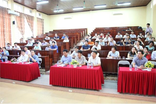 Lễ khai giảng lớp bồi dưỡng Kiến thức, kỹ năng công nghệ thông tin năm 2019