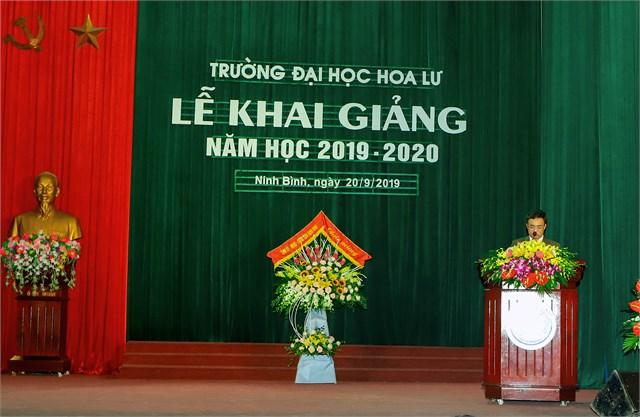 LỄ KHAI GIẢNG NĂM HỌC 2019 – 2020