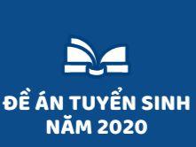 Đề án tuyển sinh của Trường Đại học Hoa Lư năm 2020