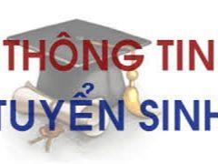 Thông tin tuyển sinh Trường Đại học Hoa Lư 2020