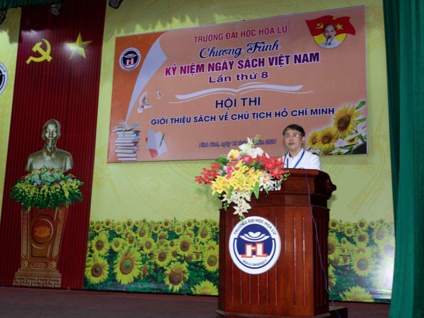 Kỷ niệm Ngày sách Việt Nam lần thứ 8