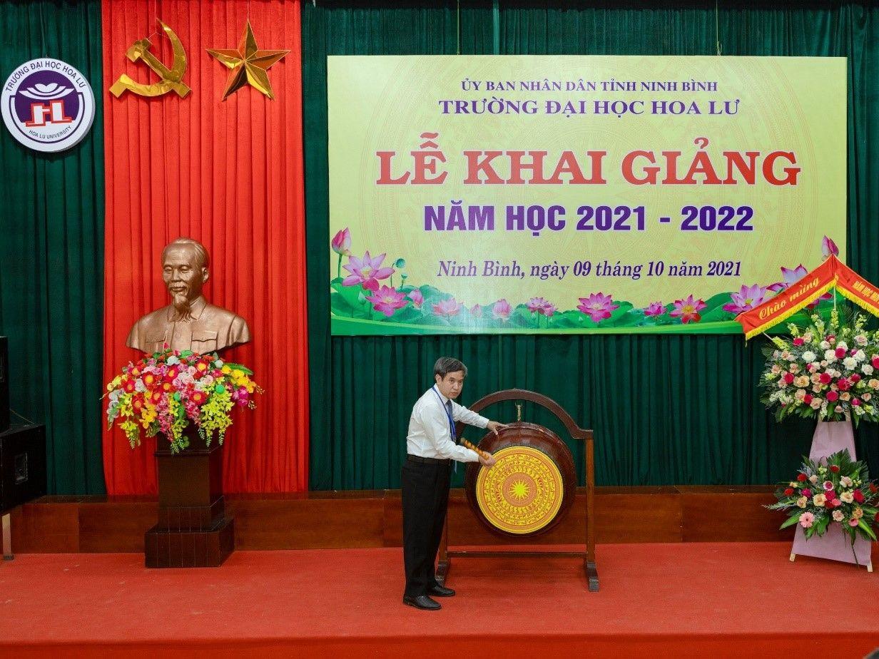 Lễ khai giảng năm học mới 2021-2022